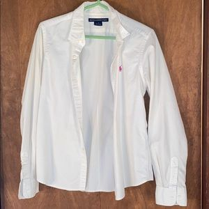 Ralph Lauren Hutton down shirt